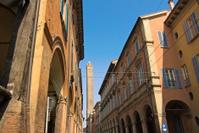Two tower - bologna, emilia romagna