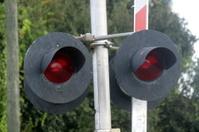 Railroad Track Signal Lights