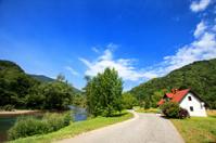 Landscape of Montain Region