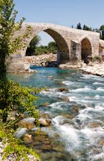Antic Roman bridge