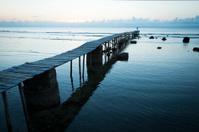 dusk dock