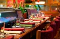 Elegant Sushi Bar
