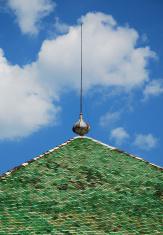 Green Tiled Roof