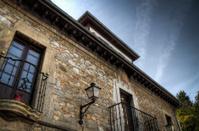 Edificio Antiguo de Pueblo HDR (Old Village Building)