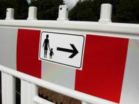 Pedestrian diversion