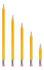 Lead Pencil Set