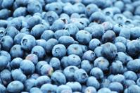 Blueberry texture
