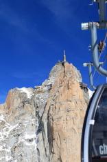 Aiguilles du Midi - MontBlanc Massif