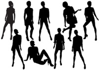 Fashion Model Women