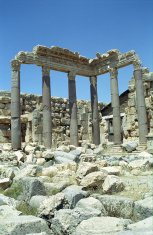 Ruins, Baalbeck, Lebanon