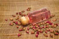 essential rose oils
