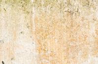 Damage paint rusty wall
