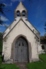 ancient church or chapel