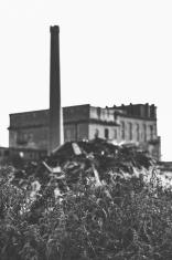 Abandoned Chemical plant.