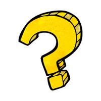 cartoon question mark stock vector freeimages com