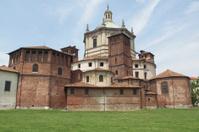San Lorenzo church Milan