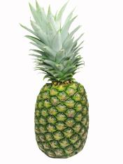 pineapple fresh ripe fruit