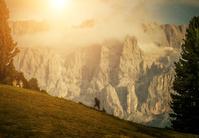 Hiking on Dolomiti
