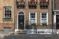 Close-up Townhouse, Chelsea. London
