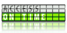 Access concept, on time