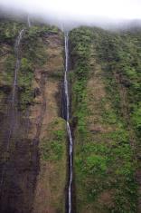 Cliffs of Waipio Valley