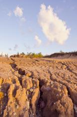 rain erosion landscape