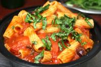 Ziti with Marinara Sauce
