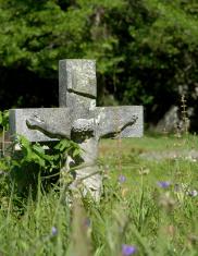 Small Cross Monument