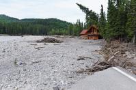 Devastation after the Calgary flood