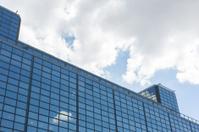 Glass Building in Victoria, London