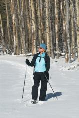 Cross Country Skiier - 1