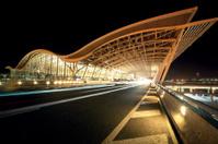 Shanghai Airport Night