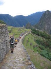 Descent To Machu Picchu