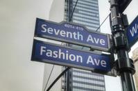 Seventh avenue sign