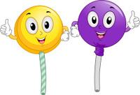 Cute Lollipops