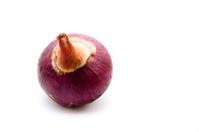Red raw onion