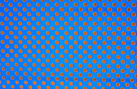 3D Orange Dots Background