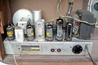Old AM FM radio