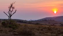 Sundown in Mpumalanga