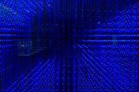 Matrix of a Screen made multiple LEDs