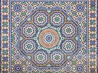 Oriental mosaic