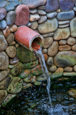 Water Well and Pipe