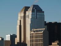 Cityscape Highrise Buildings