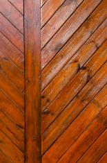 wooden doors brown background