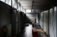 Locker Room. Color Image