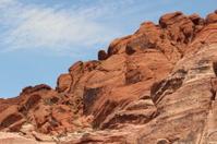 beautiful red rocks