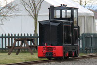 Narrow Gauge Railway.