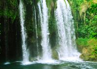 waterfalls in Antalya