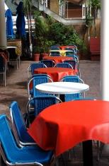 Outdoor Cafe or Bar