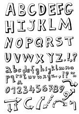 alphabet/ алфавит